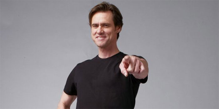 Jim Carrey success story